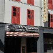 santa grand chinatown